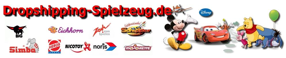 DropShipping-Spielzeug-Logo